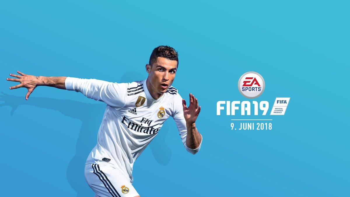 FIFA 19 wird auf der E3 2018 enthüllt: Cover-Star ist wohl wieder Ronaldo