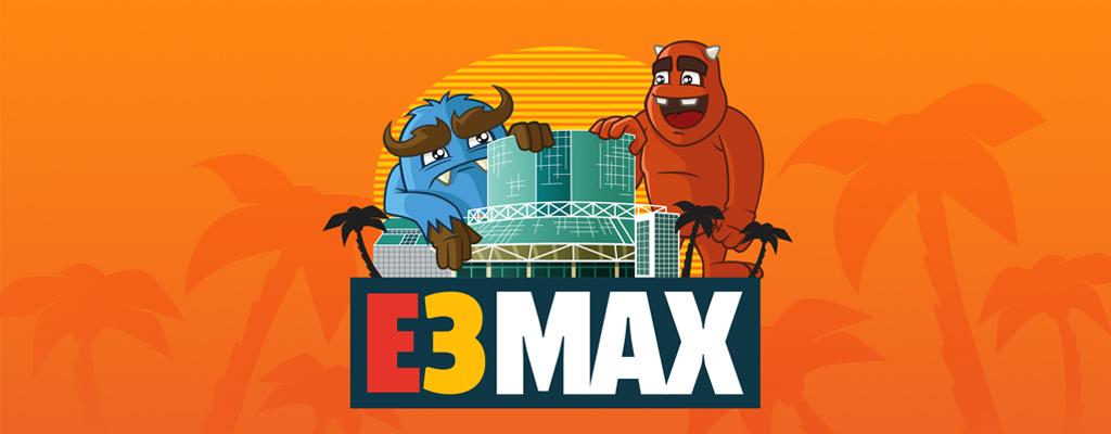 Mein-MMO ist jetzt live im E3MAX-Stream – Um 17 Uhr startet unsere E3 2018 Show