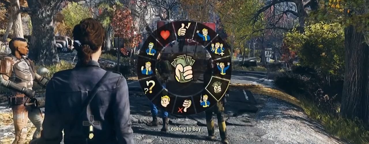 Erinnern Euch diese Emotes aus Fallout 76 auch an Fortnite?