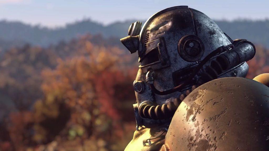 Fallout 76 Powerarmor Helm