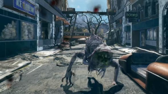 Fallout 76 - viech