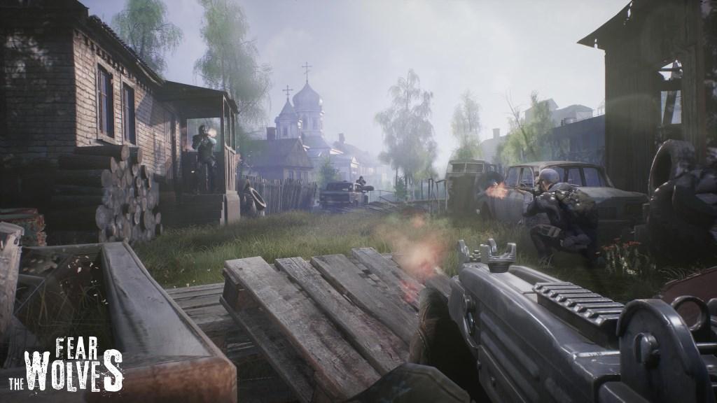 Fear the Wolves: Battle Royale á la Stalker bald im Early Access auf Steam
