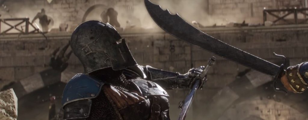 For Honor: Ubisoft teasert kommenden Helden mit Riesenschwert an