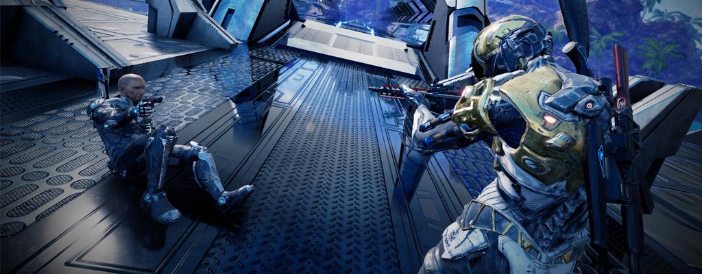 Islands of Nyne: Das neue Sci-Fi Battle Royale startet in den Early Access