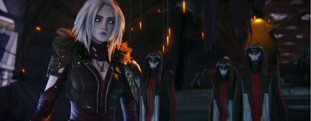 Verhandelt die Königin in Destiny 2 etwa mit der Dunkelheit?