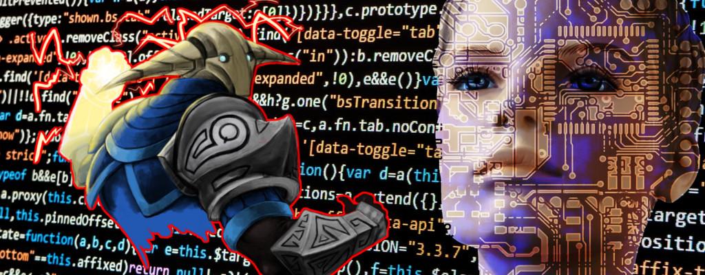 DOTA 2: Die lernende Super-KI zockt 180 Jahre – pro Tag!