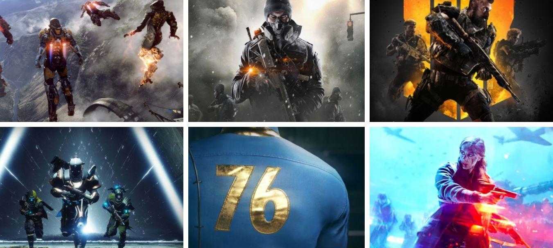 E3 2018: Das werden die 6 Highlights für Fans von Online-Shootern!