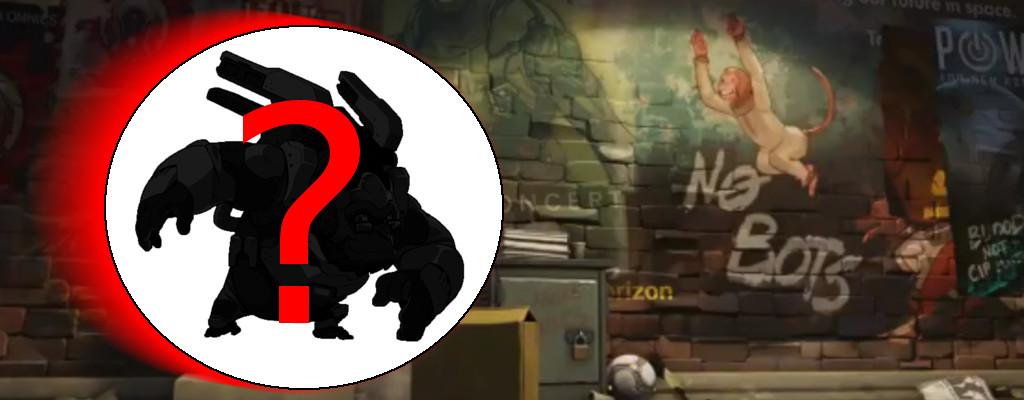 Overwatch: Kommt da der neue Held Hammond angerollt?