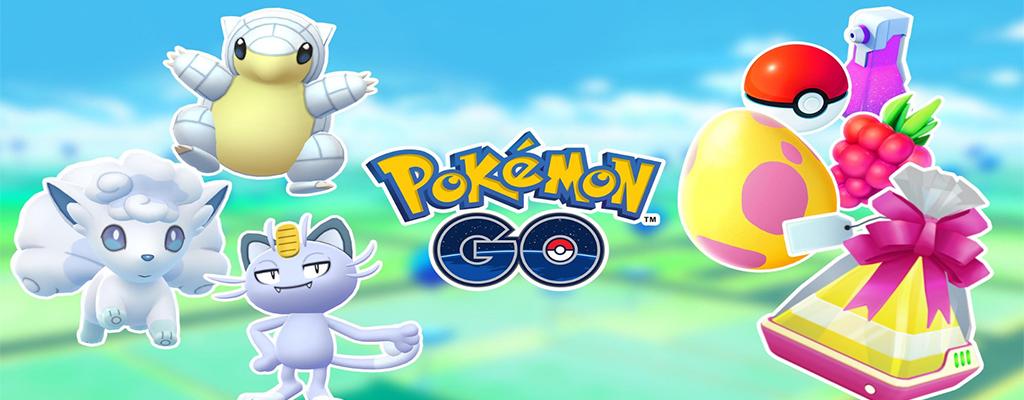 Pokémon GO: Liste aller Alola-Formen – So findet Ihr sie