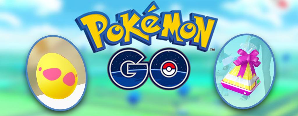 Pokémon GO: Niantic verlängert Zeit für regionales Eier-Event