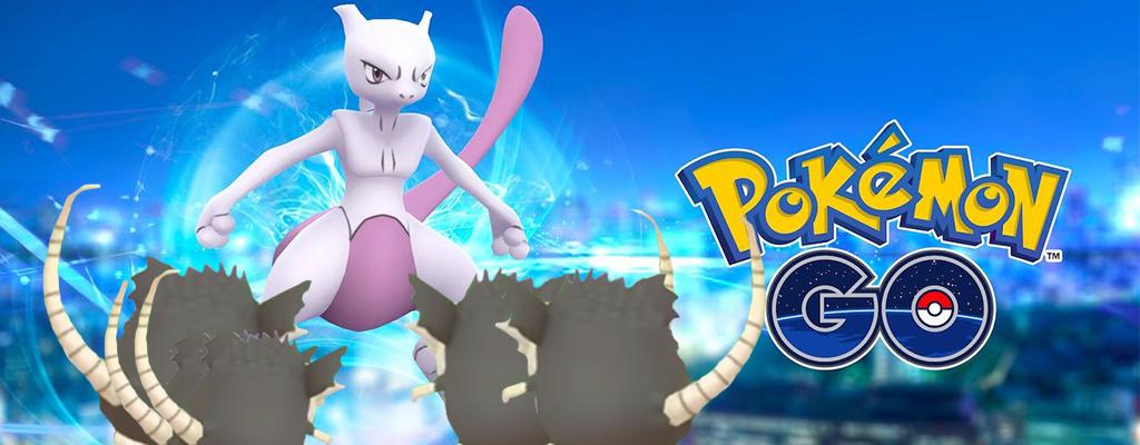 Pokémon GO: Trainer greifen Mewtu mit Armee von Alola-Rattikarl an