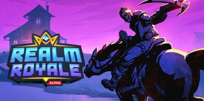 Realm Royale: Eine neue kostenlose Alternative zu PUBG und Fortnite?