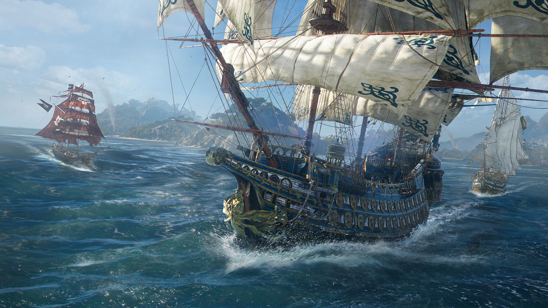Gameplay-Video zeigt: Skull and Bones ähnelt eher Destiny als World of Warships