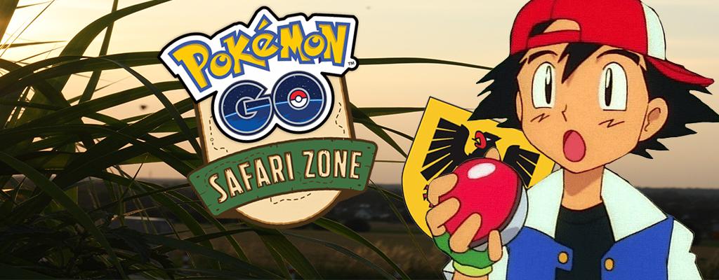 Pokémon GO: Große Probleme bei Safari-Zone, mehr Corasonn in der Stadt