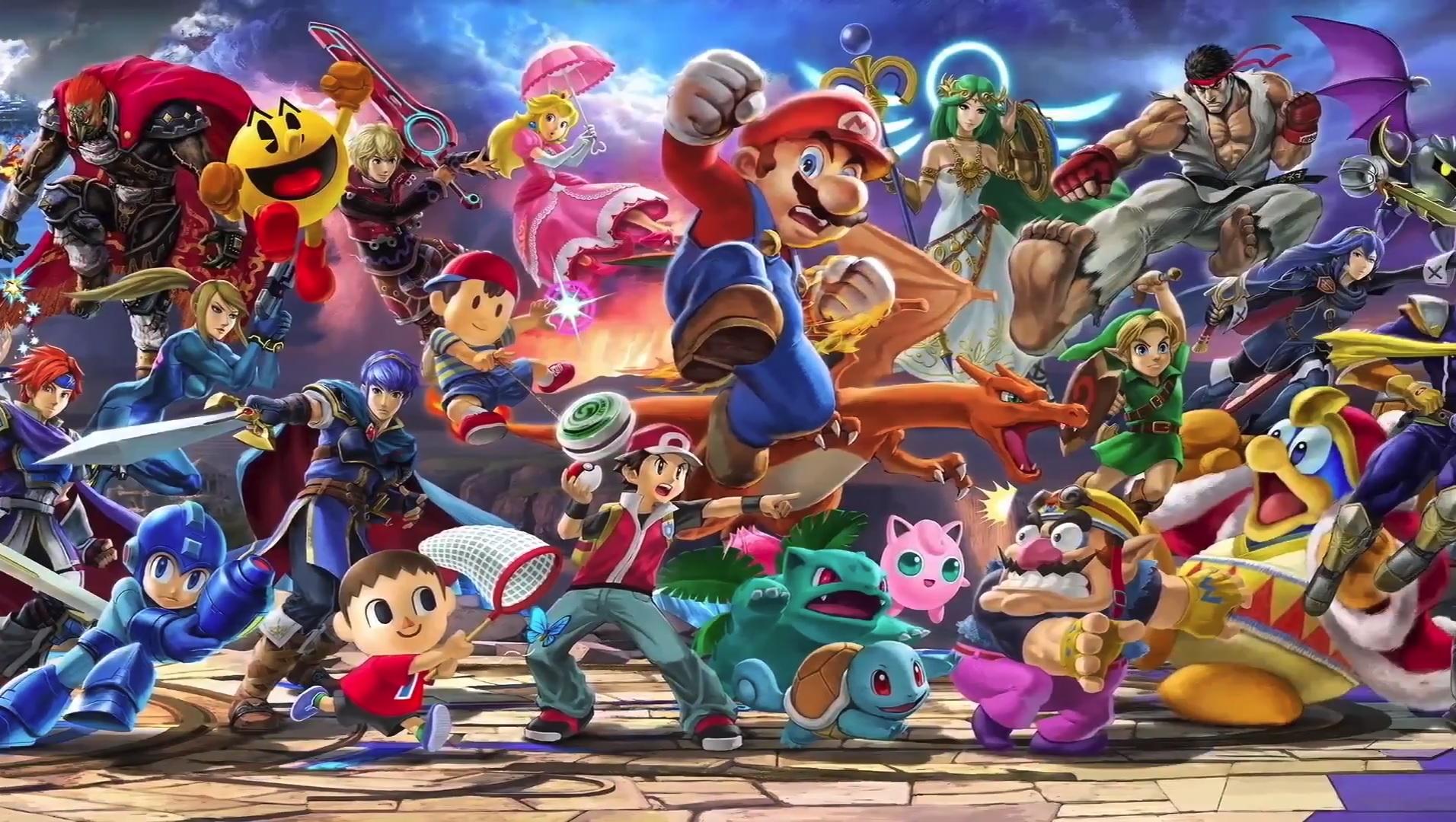 Super Smash Bros Ultimate für Switch erscheint Dezember, bringt Ridley