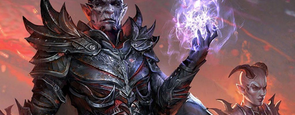 Kartenspiel Elder Scrolls Legends kommt auf PS4, Xbox One, Switch