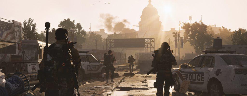 The Division 2 überarbeitet Waffen-Mods und begrenzt Granaten
