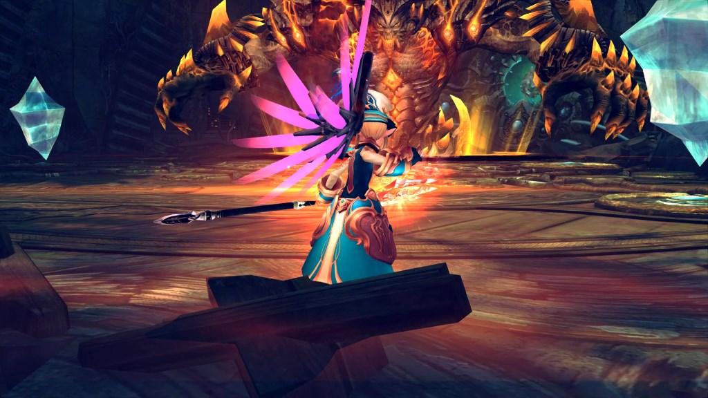 Neues MMORPG Warlords Awakening will Lost Ark Konkurrenz machen