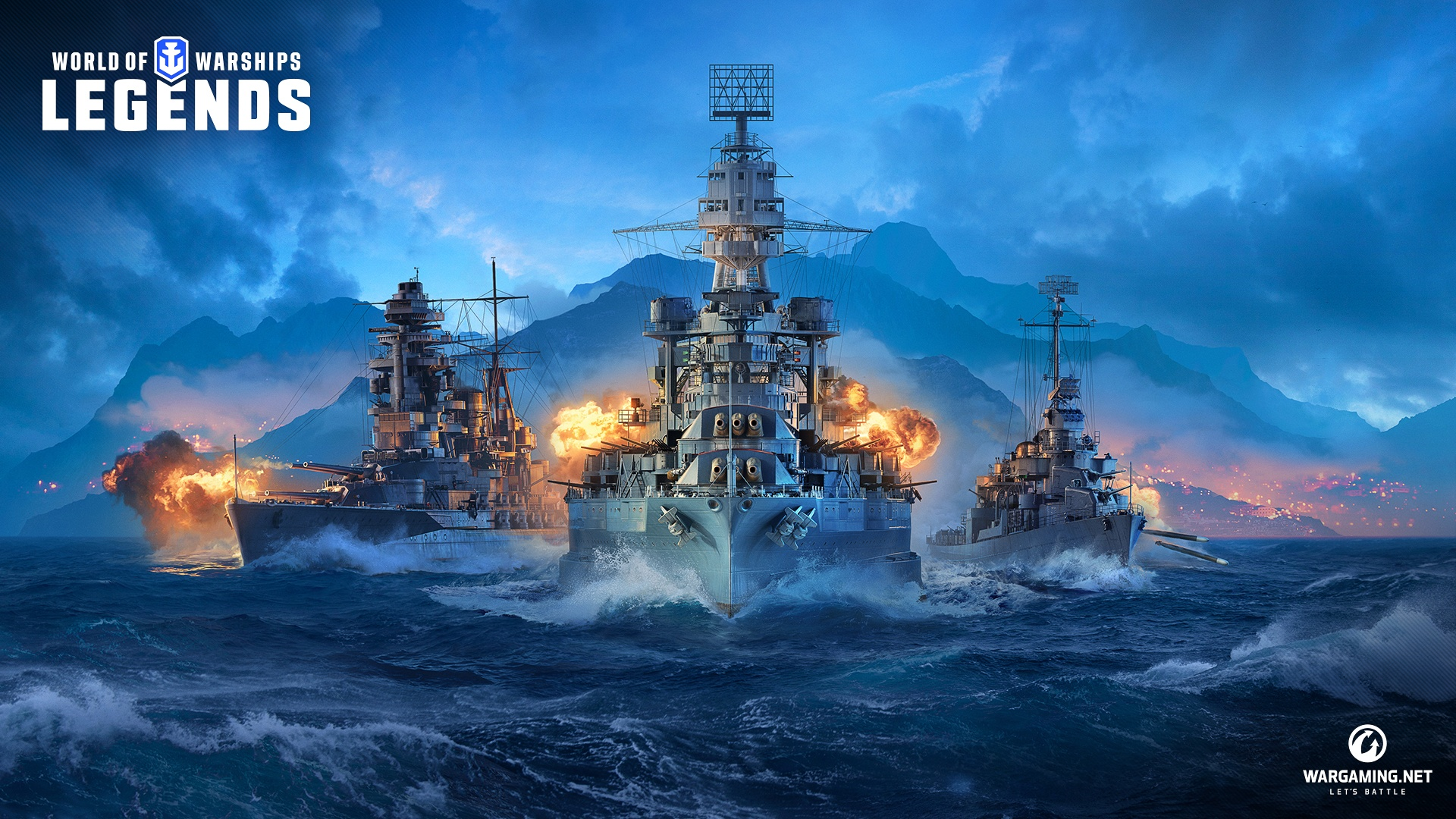 World of Warships: Legends kommt auf Xbox One & PS4 als neues Game