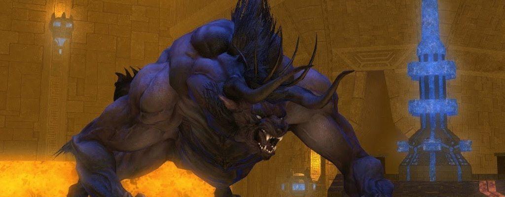 Wer ist dieser Behemoth, der bald zu Monster Hunter World kommt?