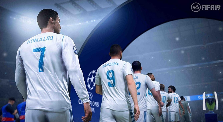FIFA 19: Seht den 1. Trailer mit Cristiano Ronaldo im Trikot von Juventus Turin