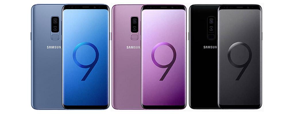 Samsung Galaxy S9 für einmalig 4,99 – Tarif-Angebote von Saturn