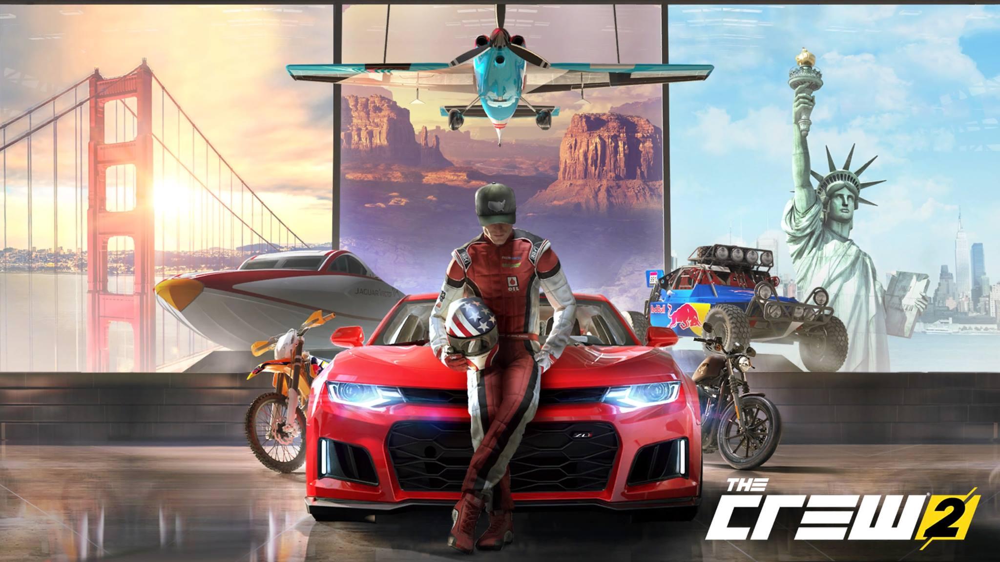 Das sind die besten Fahrzeuge, Boote und Flugzeuge in The Crew 2