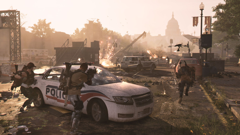 The Division: Wie Patch 1.8.3 als Test für The Division 2 dienen soll