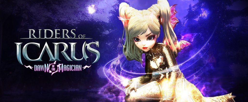 Neues Klasse Magican in Riders of Icarus
