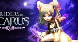 Riders of icarus magician header