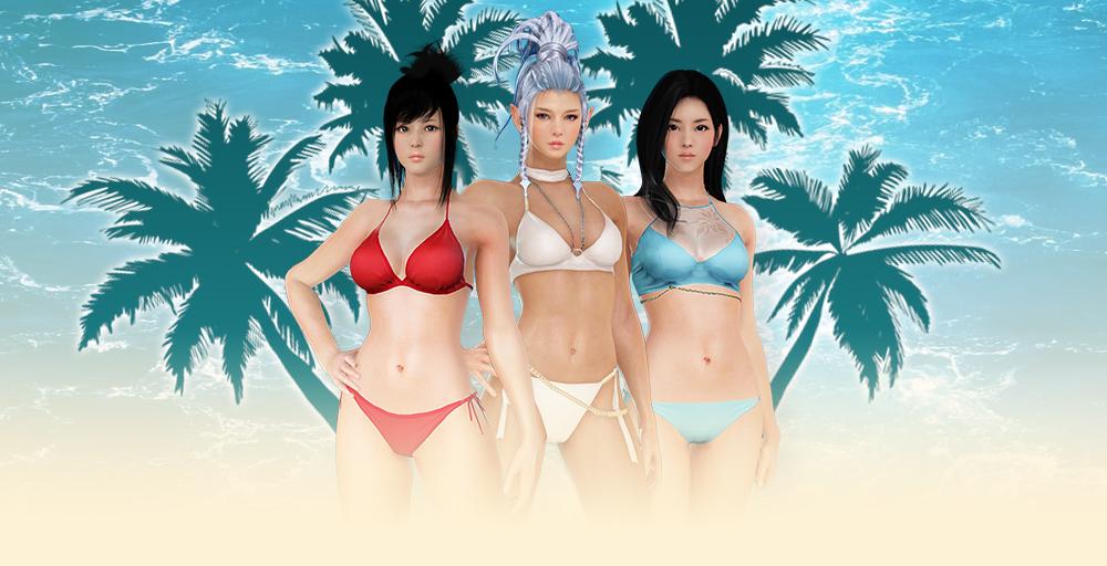 Black Desert erfüllt mit Bikinis großen Fan-Wunsch, aber das hat seinen Preis