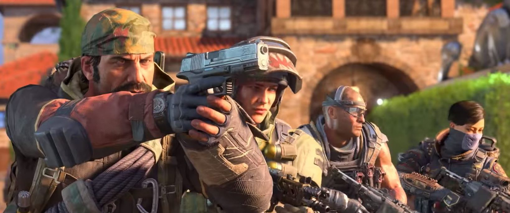 Hat Call of Duty: Black Ops 4 verstanden, warum Fortnite so ein Hit ist?