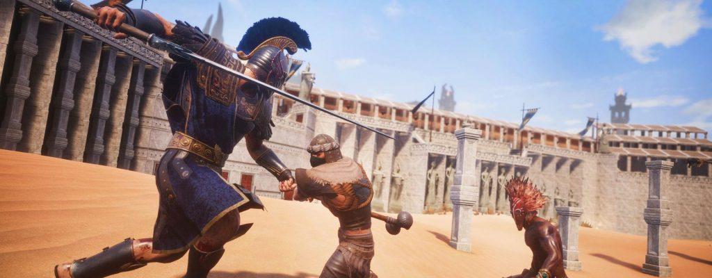 5 Gründe, warum Ihr Euch Conan Exiles gratis auf PS4 holen solltet