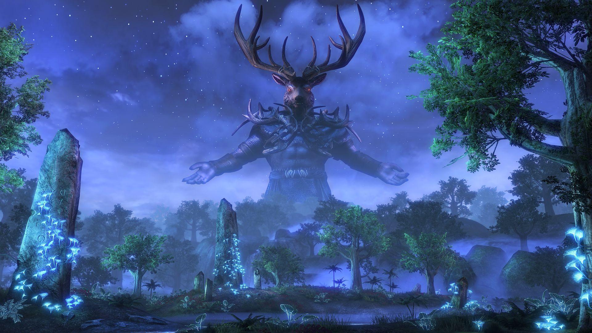 Ein Blick hinter die Kulissen von The Elder Scrolls Online: Wolfhunter