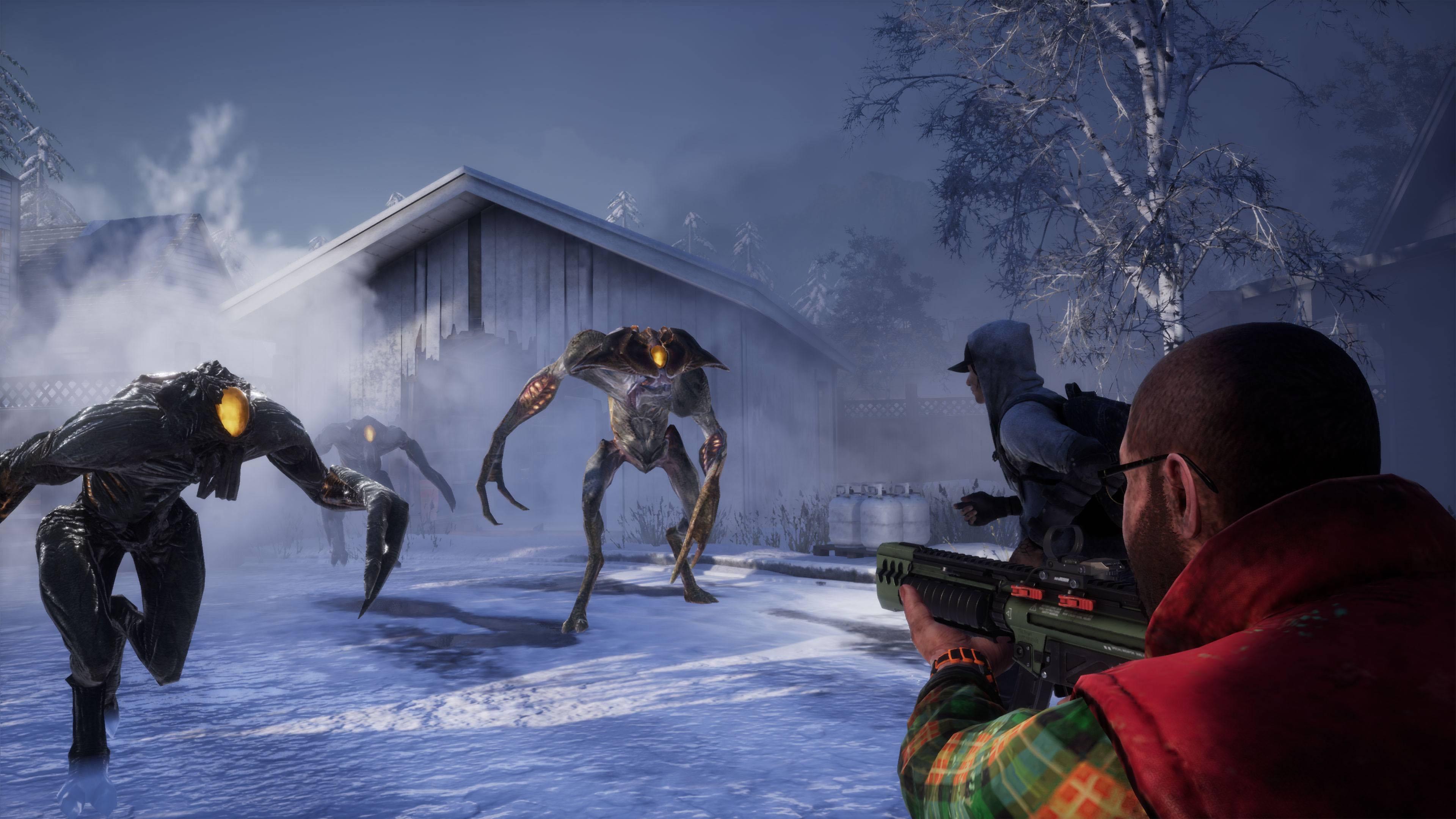 Earthfall lädt zur Coop-Alien-Jagd auf PC und Xbox One ein, PS4 verspätet sich