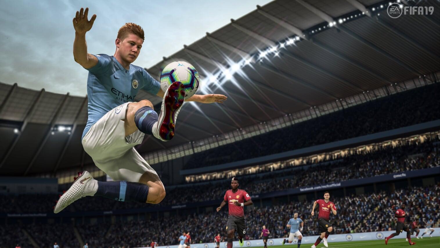 FIFA 19: Update behebt SBC-Fehler und bringt neue Ingame-Faces
