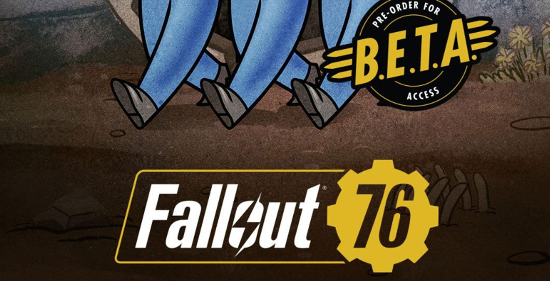 Fallout 76 auf der QuakeCon: Wird hier ein Datum für die Beta angekündigt?
