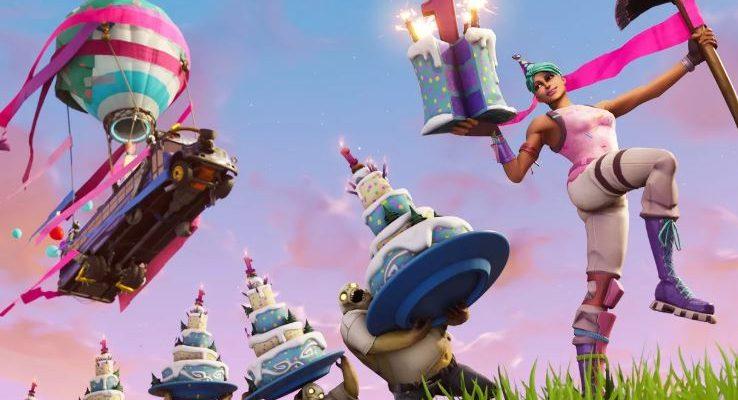 Fortnite: Server down und Wartung für Update 5.10 – Dann wird Geburtstag gefeiert