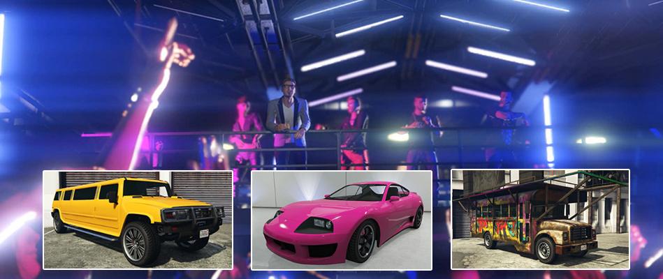 GTA 5 Online: So viel kosten Nachtclubs und Fahrzeuge im DLC Nightlife
