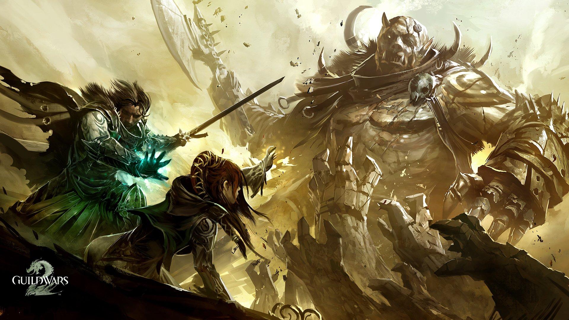 Guild Wars 2: Spieler verkloppten Boss 5.000 Mal, wollen es wieder tun