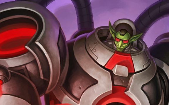 Hearthstone Boomsday Omega Defender Title