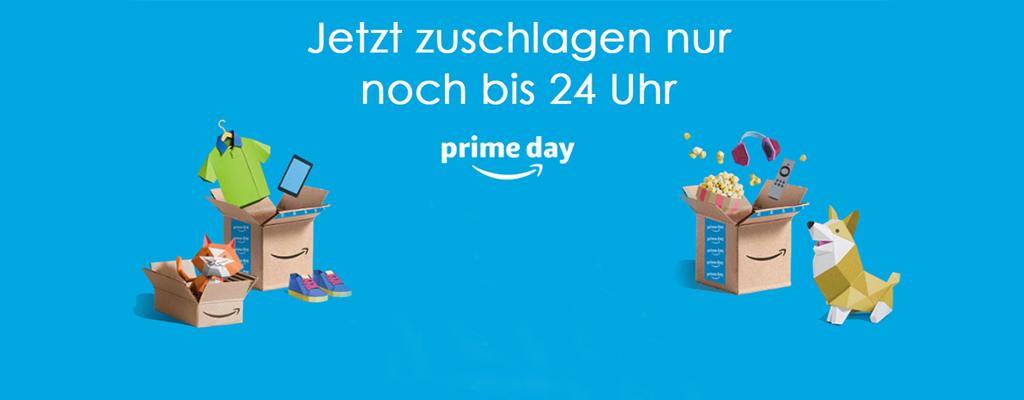 Amazon Prime Day 2018 endet: 6 Gaming-Schnäppchen fürs Finale – Highlights