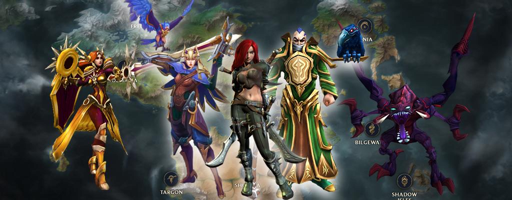 Der Gründer von League of Legends fragt: Wollt Ihr ein LoL-MMO?