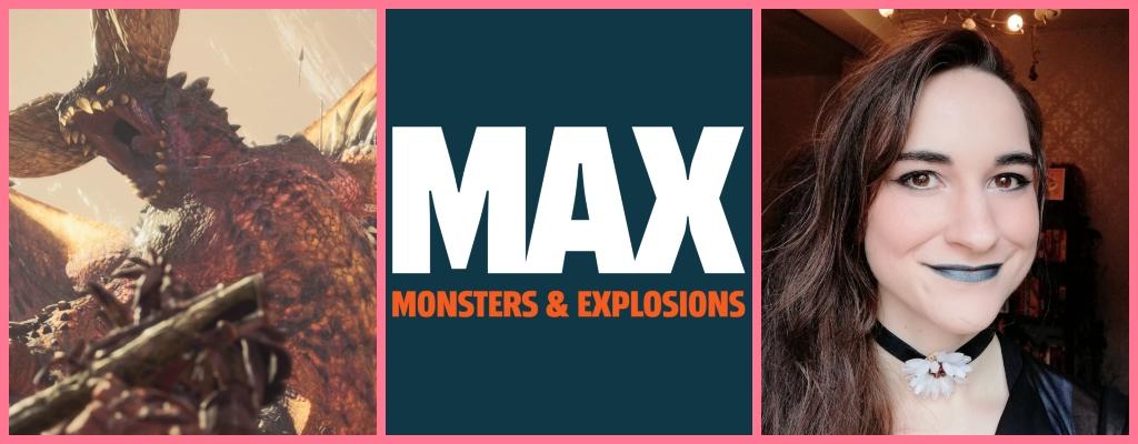 Seht hier ab 20 Uhr auf MeinMMO-Live wie Monster Hunter World auf dem PC läuft