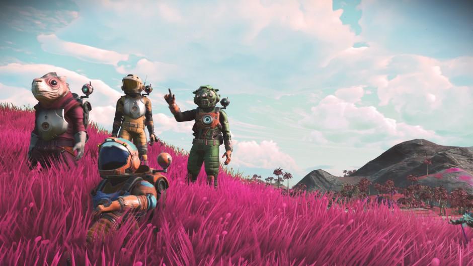 No Man's Sky war mir bisher egal, der Multiplayer von NEXT änderte das