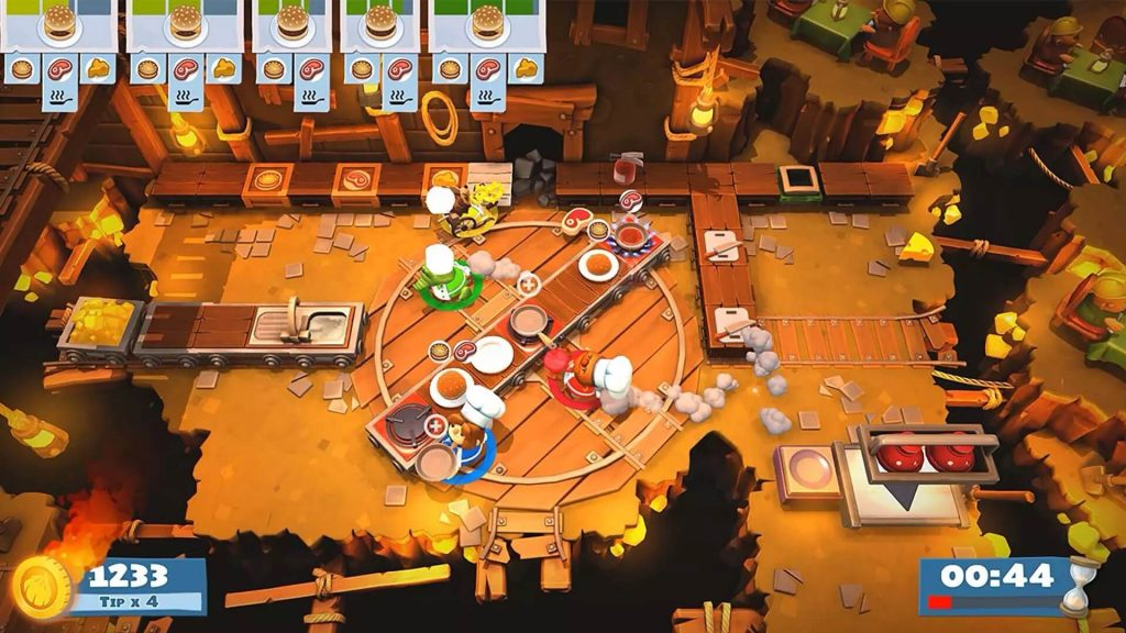 Overcooked 2 Gameplay