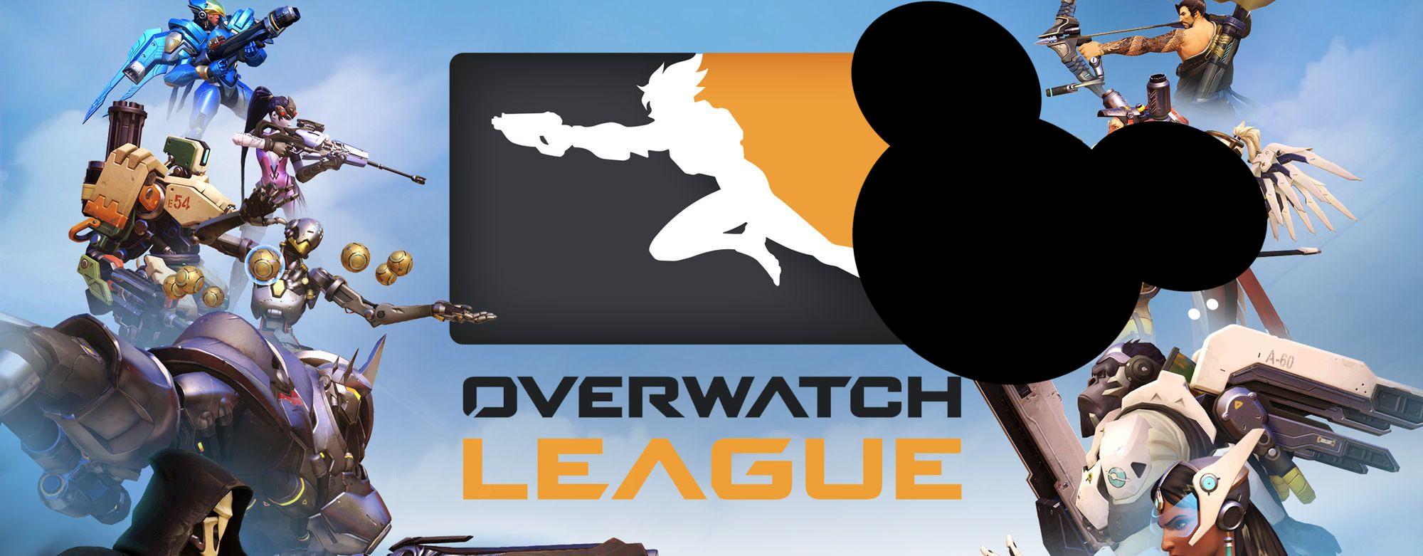 Overwatch League ins Haupt-TV-Programm: Blizzard und Disney machen Deal