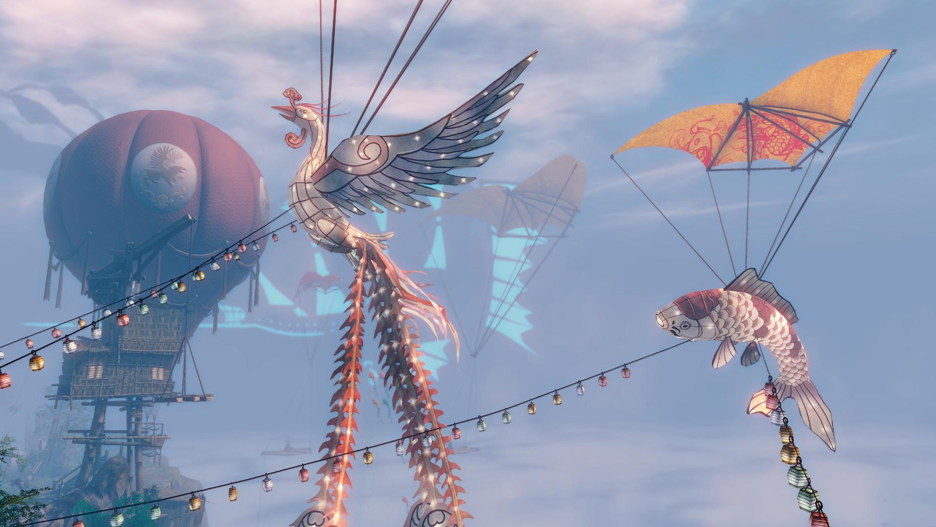 Guild Wars 2: Fest der vier Winde kehrt nach 4 Jahren zurück – Das gibt's zu tun