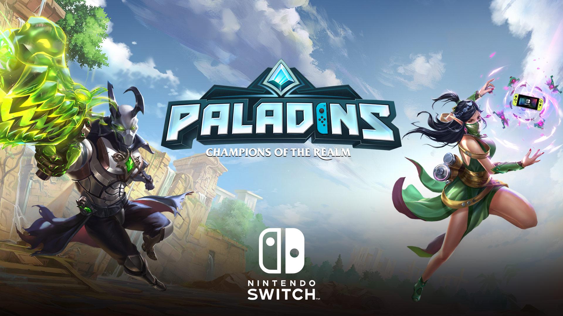 Paladins kommt kostenlos zur Switch – Endlich mal schneller als Overwatch