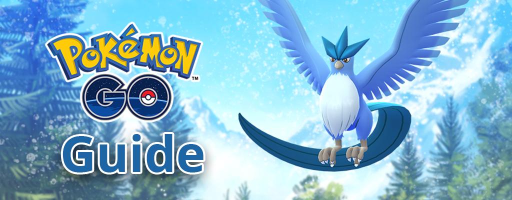 Pokémon GO: Arktos Konter Guide – Das sind die besten Angreifer